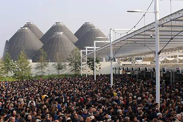 Первый иск против ''Экспо'' в Милане