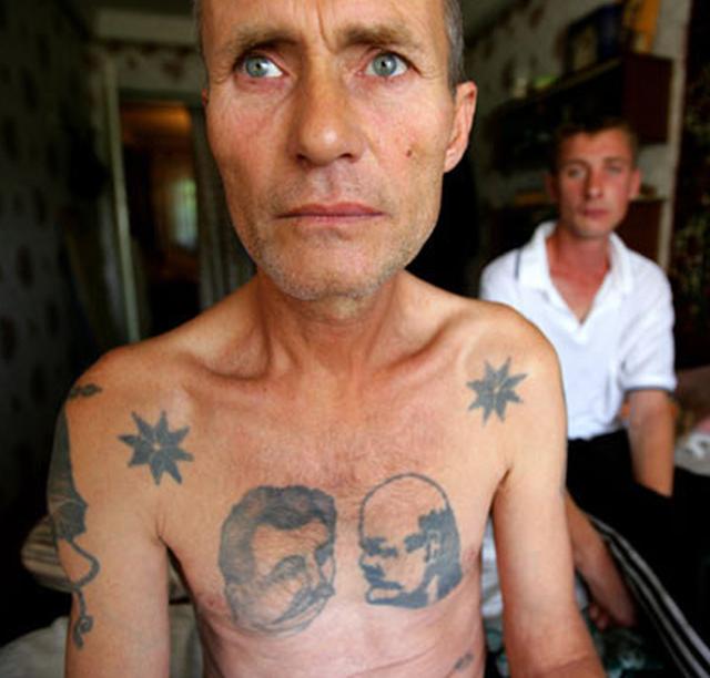 Фото блатных тату