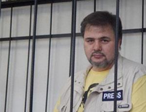 Giornalista ucraino si becca 3,5 anni di carcere (FOTO, VIDEO) / Per aver invocato la pace nel Donbass