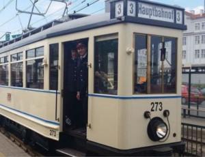Polonia: rimesso sui binari il tram del periodo anteguerra (VIDEO)