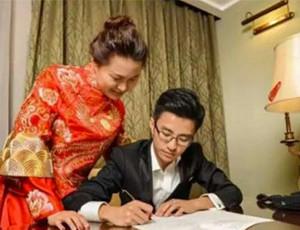 Cina: sposi novelli la prima notte trascrivono a mano la Costituzione