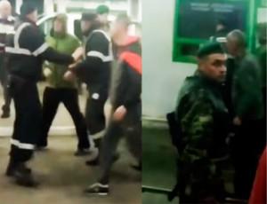 Migranti ucraini assaltano il confine con la Polonia (VIDEO)