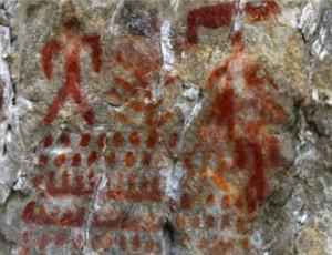 Disegni rupestri di 4 mila anni fa scoperti in Transbaikalia (FOTO)