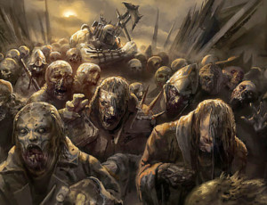 Udmurtia: uomo condannato per la preparazione ad un'apocalisse-zombie / Ha confezionato 21 bombe in attesa del finimondo