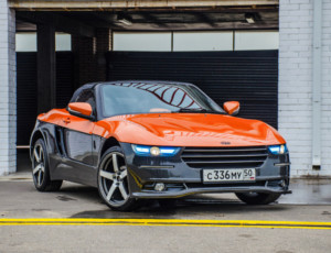 Crimea avvia l'assemblaggio di un'auto sportiva (FOTO)